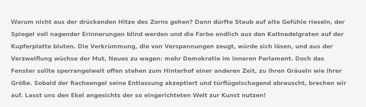 Brigitte Bertha Döbert: Kunst (Beiträge 2016-20)